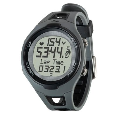 Montre Cardiofréquencemètre Sigma PC15.11 Grise