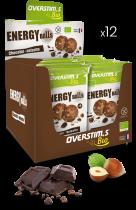 OVERSTIMS Energy Balls Chocolat Noisette