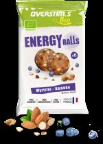 OVERSTIMS Energy Balls Myrtille-Amande (1 sachet unité)