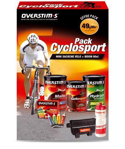 PACK CYCLOSPORT OVERSTIMS