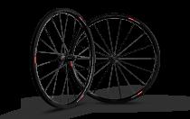 Paire de roues Carbone Scope 35mm R3c Shimano Largeur 26mm