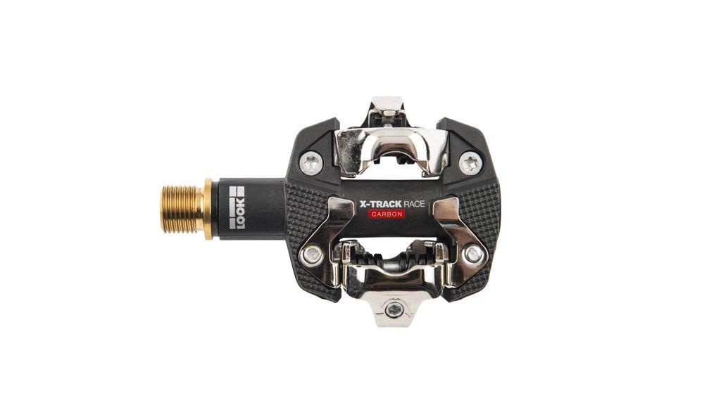 Pédales LOOK X-TRACK RACE CARBON TI