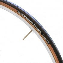 Pneu Michelin Dynamic Classic 700*28 noir/beige