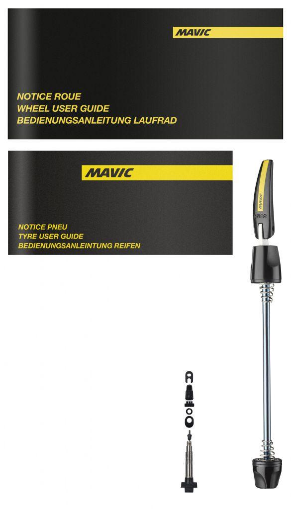 Roue Avant Mavic Ksyrium Pro UST 25 2020