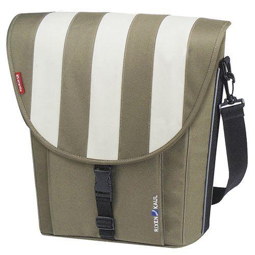 Sacoche pour porte bagage Cita Plus beige KLICKFIX