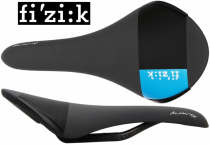 Selle Fizik Aliante R3 Carbon Braided rail carbone noir/bleu