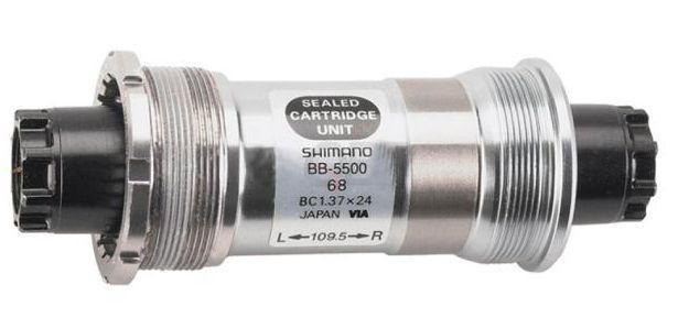 SHIMANO BOITIER 5500 BSA 68 OCTALINK 109.5mm