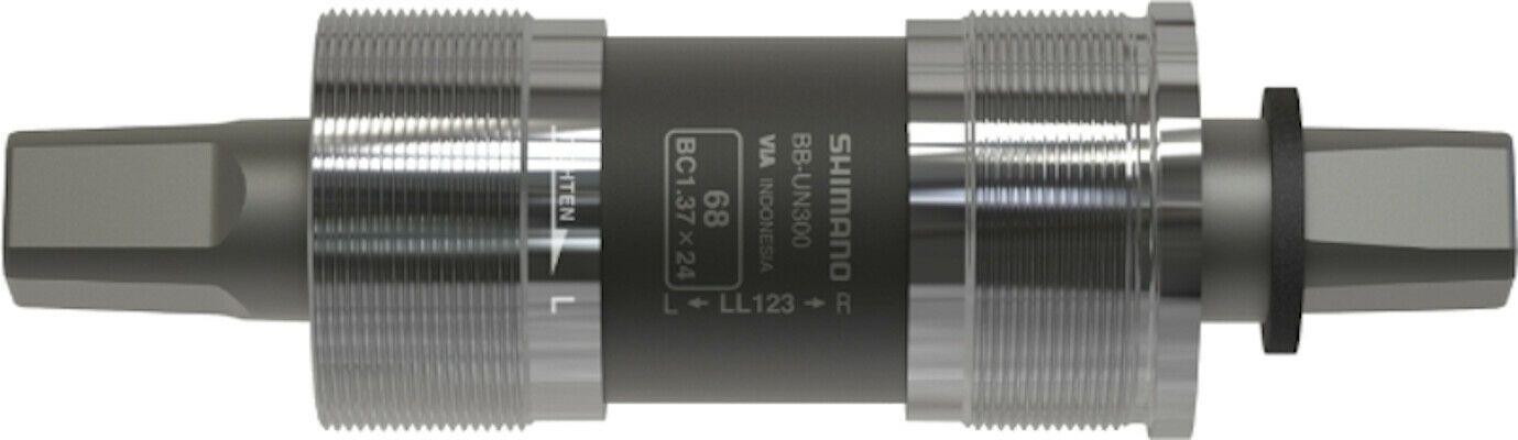 Shimano Boitier De Pédalier BSA 122.5mm 68mm BB-UN300 Carré