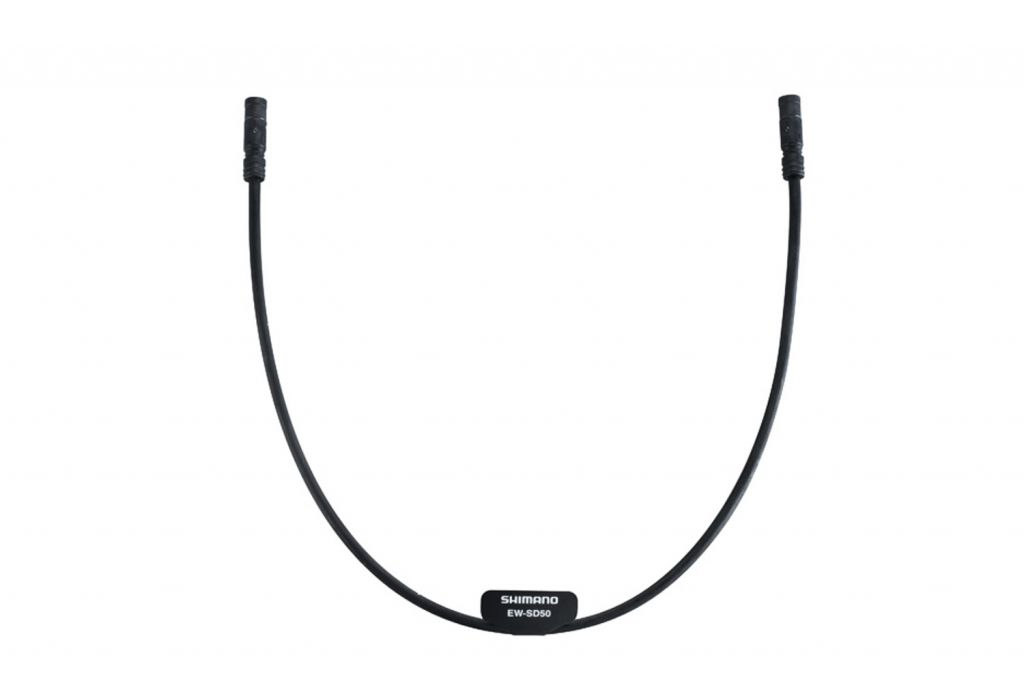 SHIMANO Cable Electrique 550mm Noir EW-SD50 E-Tube Pour DI2