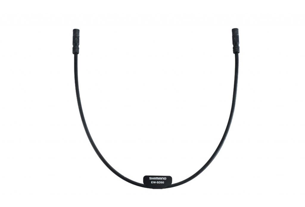 SHIMANO Cable Electrique 650mm Noir EW-SD50 E-Tube Pour DI2