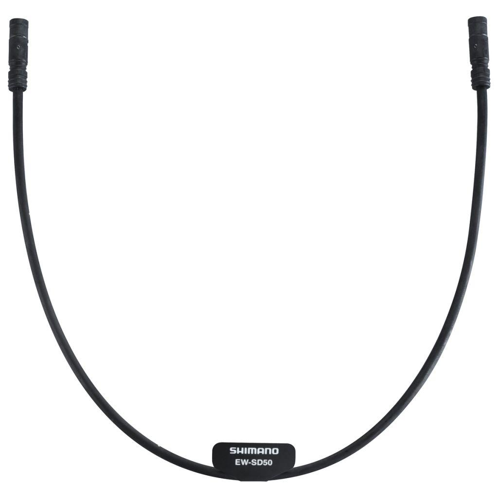 SHIMANO Cable Electrique 750mm Noir EW-SD50 E-Tube Pour DI2