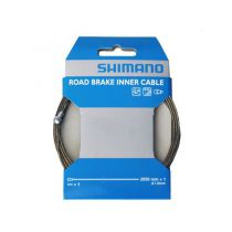 SHIMANO CABLE FREIN ROUTE inox unité 2050MM