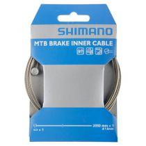 SHIMANO CABLE FREIN VTT INOX 2050MM