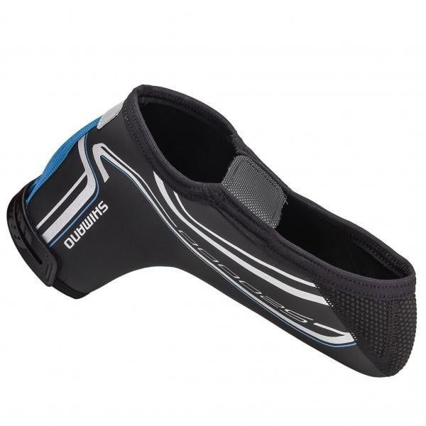 SHIMANO Couvre-Chaussures S2000D Noir/Noir Néoprène
