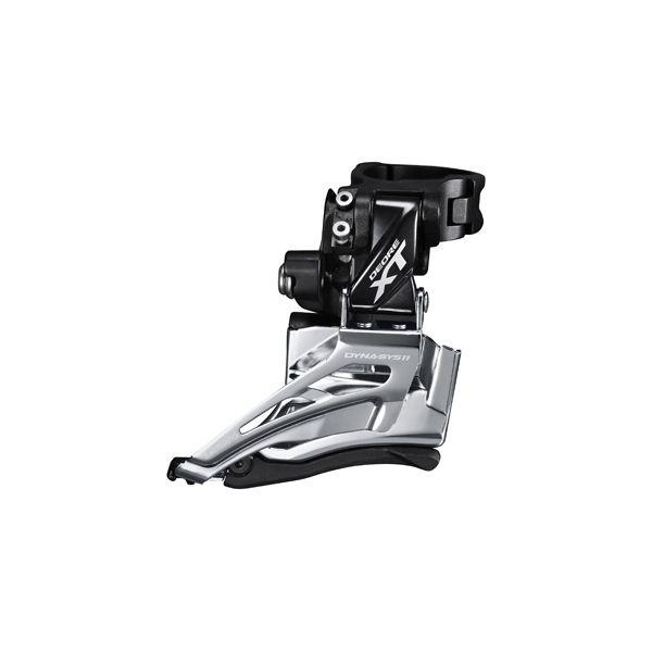 SHIMANO Dérailleur Avant Double FD-M8025 XT Collier Haut 34,9 11v