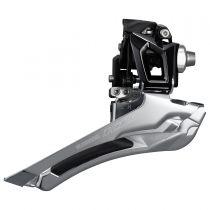 Shimano Dérailleur Avant Double Noir FD-R7000-L 34.9mm CB Tir Bas
