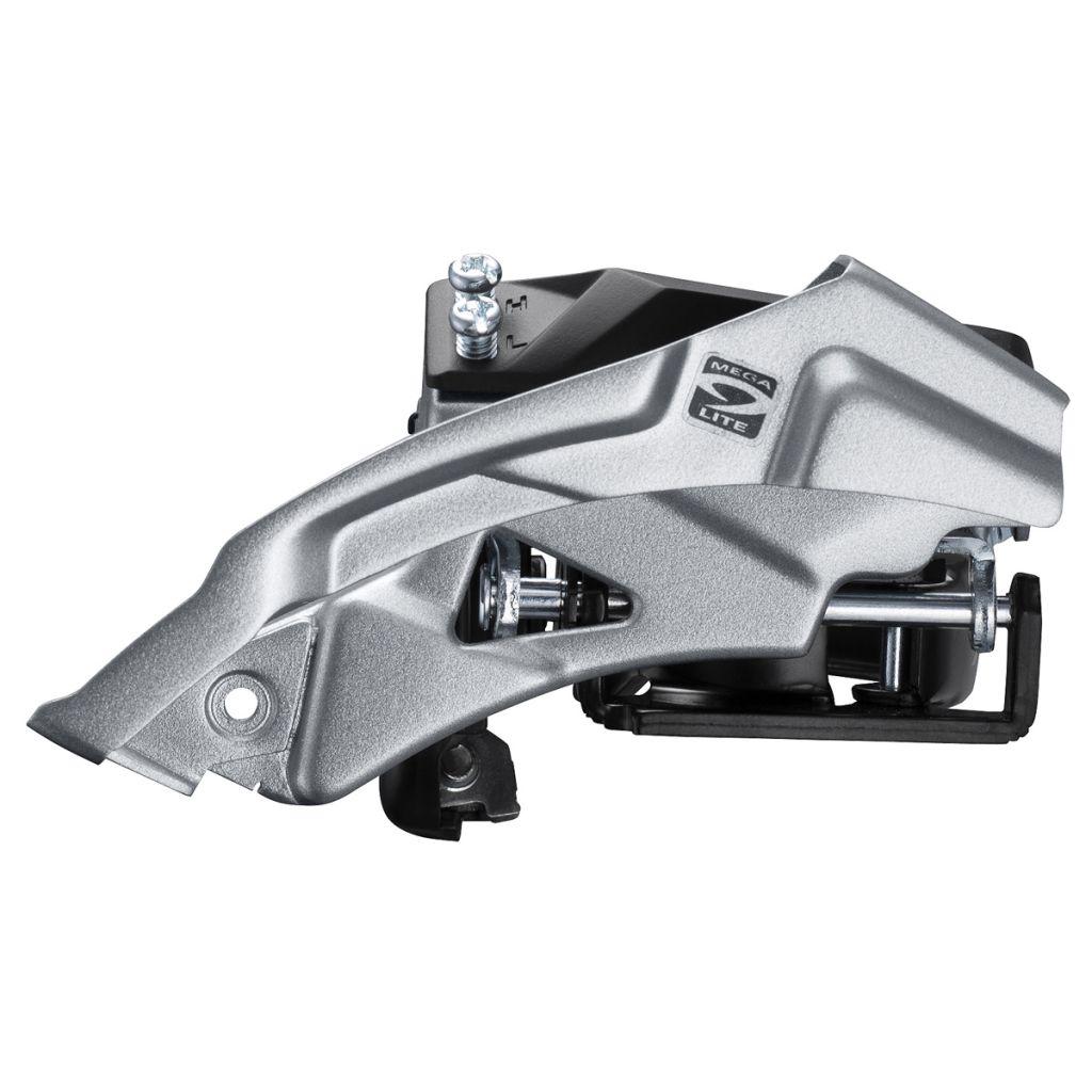 Shimano Dérailleur Avant Triple FD-M2000 34,9mm CB TS DP 63-66
