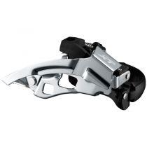 SHIMANO Dérailleur Avant Triple FD-T8000 Collier Bas 34,9mm 66-69 11v