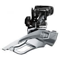 SHIMANO Dérailleur Avant Triple FD-T8000 Collier Haut 34,9mm 11v