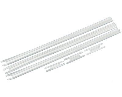 SHIMANO Gouttières Autocollantes Blanc SM-EWC2-W Pour EW-SD50