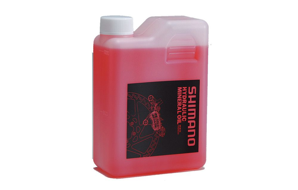 SHIMANO Huile Minerale Pour Frein Disc Bidon 1L