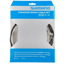 SHIMANO KIT CABLE+GAINE FREIN VTT