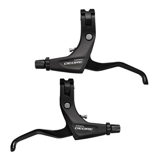 SHIMANO LEVIERS FREINS V-BRAKE DEORE NOIR
