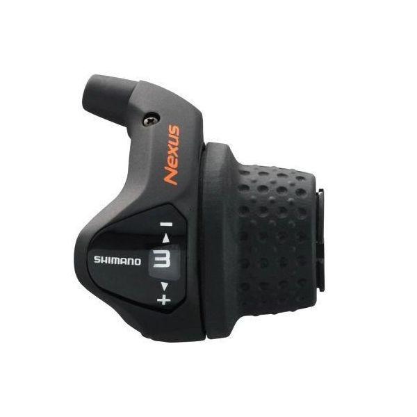 SHIMANO Manette Droite Revoshift 3v Noir SL-3S41 Nexus
