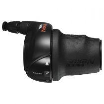 Shimano Manette Noir SL-C3000-7 Nexus Pour CJ-NX10