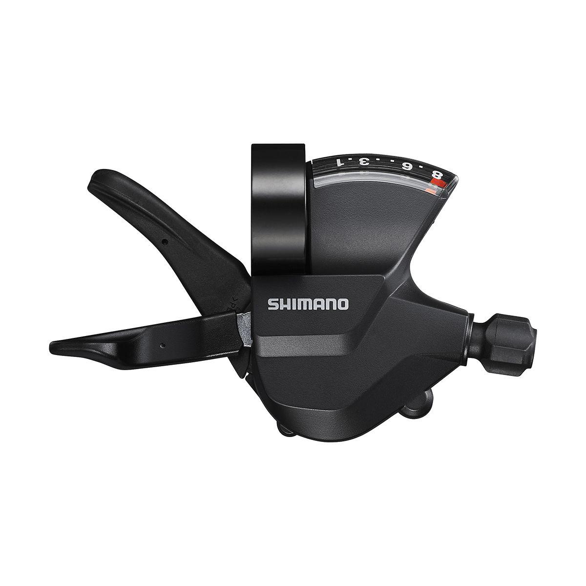 Shimano Manette Vit D 8v Av IndicateurSL-M315-8R Incl. Cables