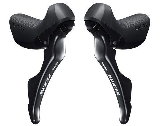Shimano Manettes 2x11v ST-R7000 105 Noir