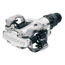 SHIMANO PEDALES M520 SPD ARGENT AVEC CALES SM-SH51