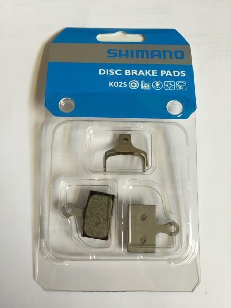 SHIMANO PLAQUETTES FREIN RS505 K02S Résine