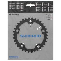 SHIMANO Plateau 34D 105 FC-5750 Noir