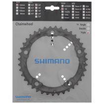 SHIMANO Plateau 39D-D 105 FC-5703 Argt
