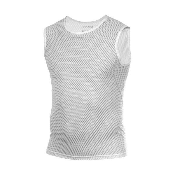 SOUS MAILLOT CRAFT PRO COOL MESH Blanc/Argent Taille L