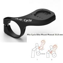 Support GPS Mio pour guidon