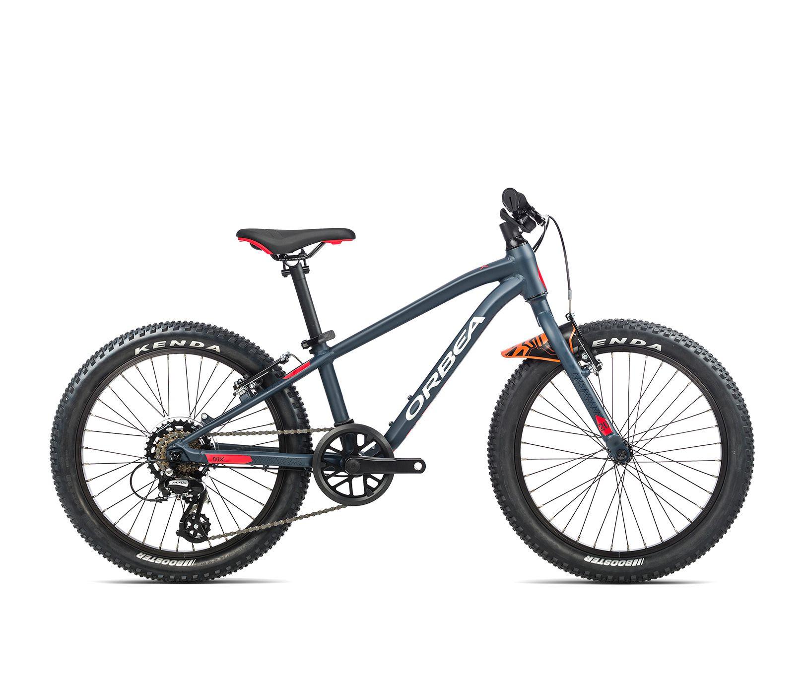 Vélo enfant Orbea MX 20 Dirt Bleu/Rouge