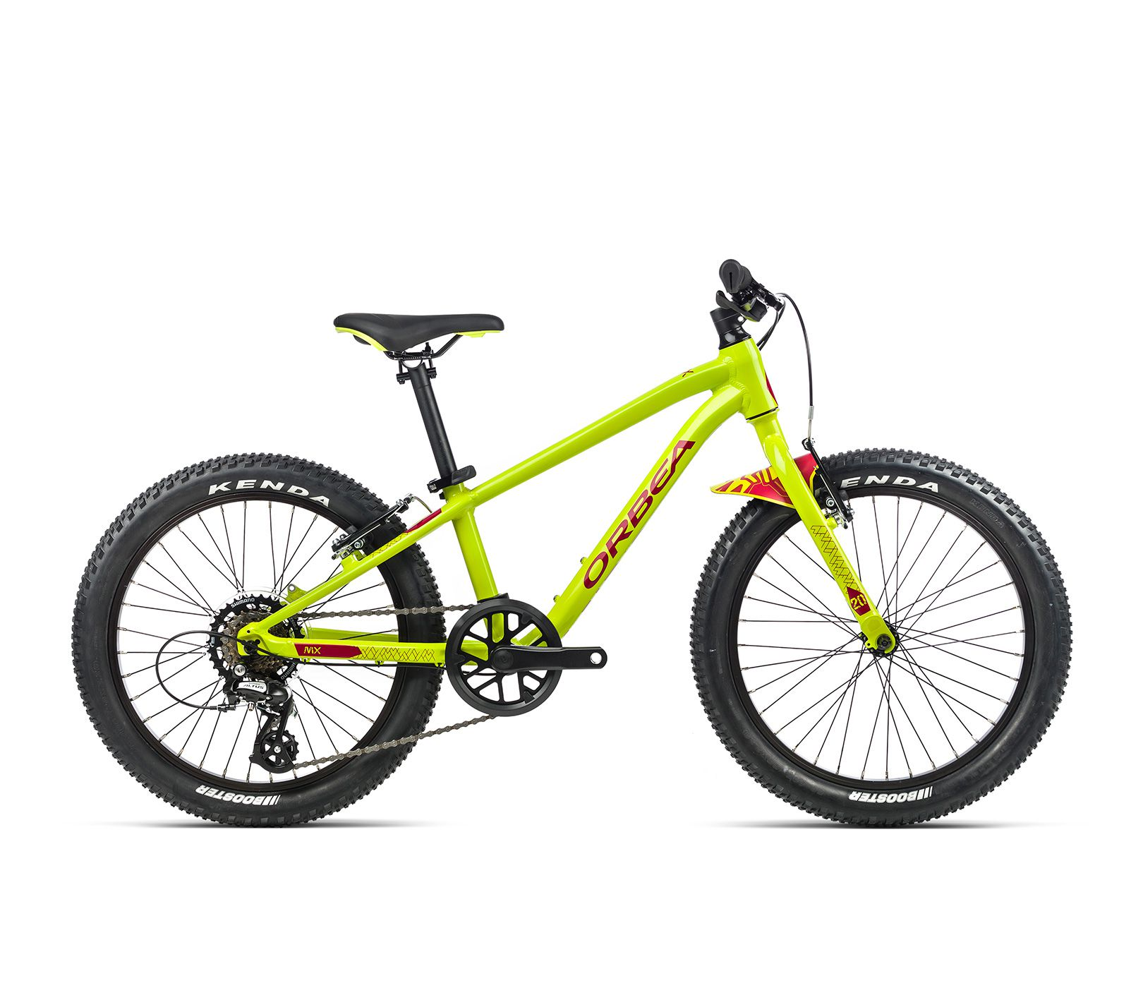 Vélo enfant Orbea MX 20 Dirt Citron/Pastèque