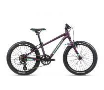 Vélo enfant Orbea MX 20 Dirt Violet/Menthe