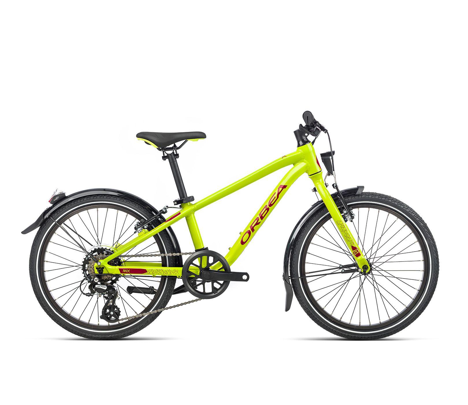 Vélo enfant Orbea MX 20 Park Citron/Pastèque