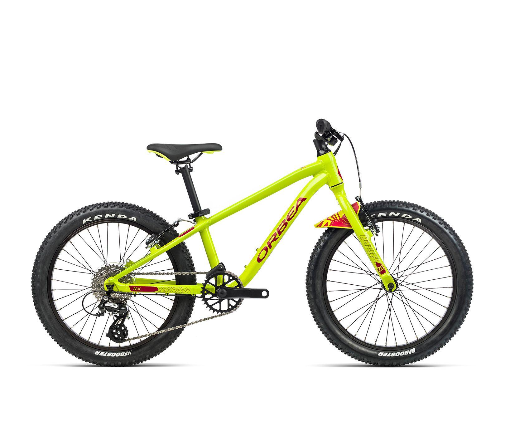 Vélo enfant Orbea MX 20 Team Citron/Pastèque