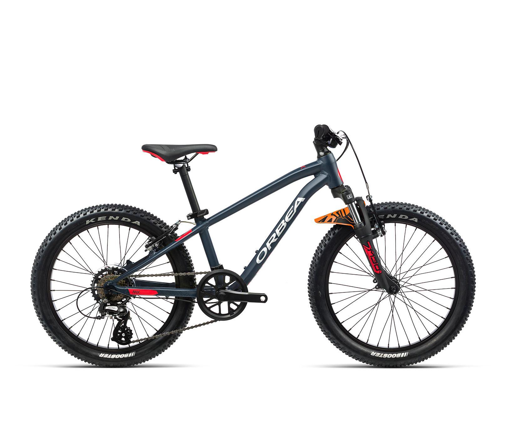 Vélo enfant Orbea MX 20 XC Bleu/Rouge