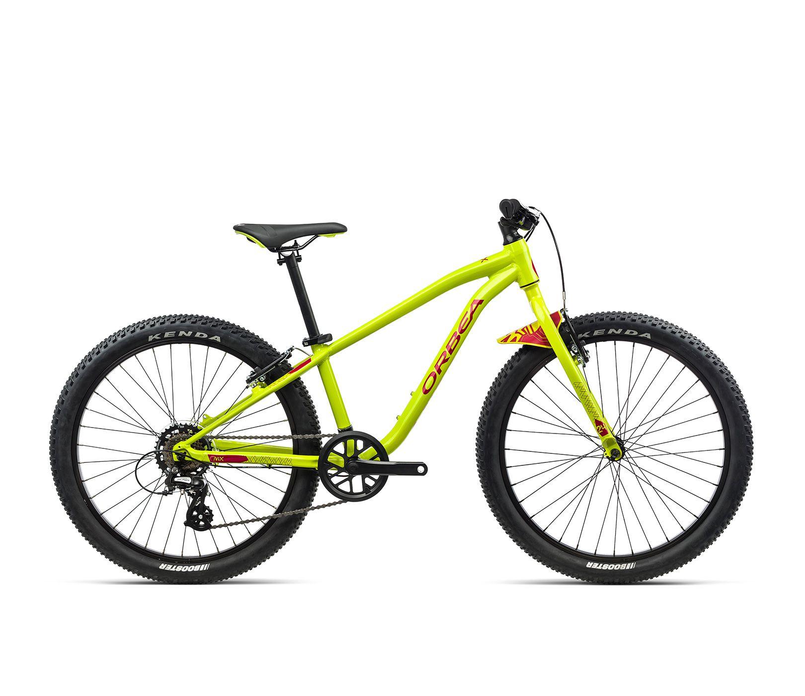 Vélo enfant Orbea MX 24 Dirt Citron/Pastèque