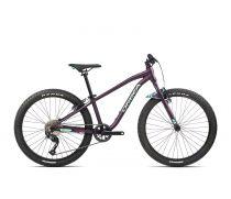 Vélo enfant Orbea MX 24 Dirt Violet/Menthe