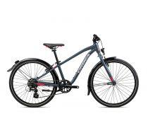 Vélo enfant Orbea MX 24 Park Bleu/Rouge