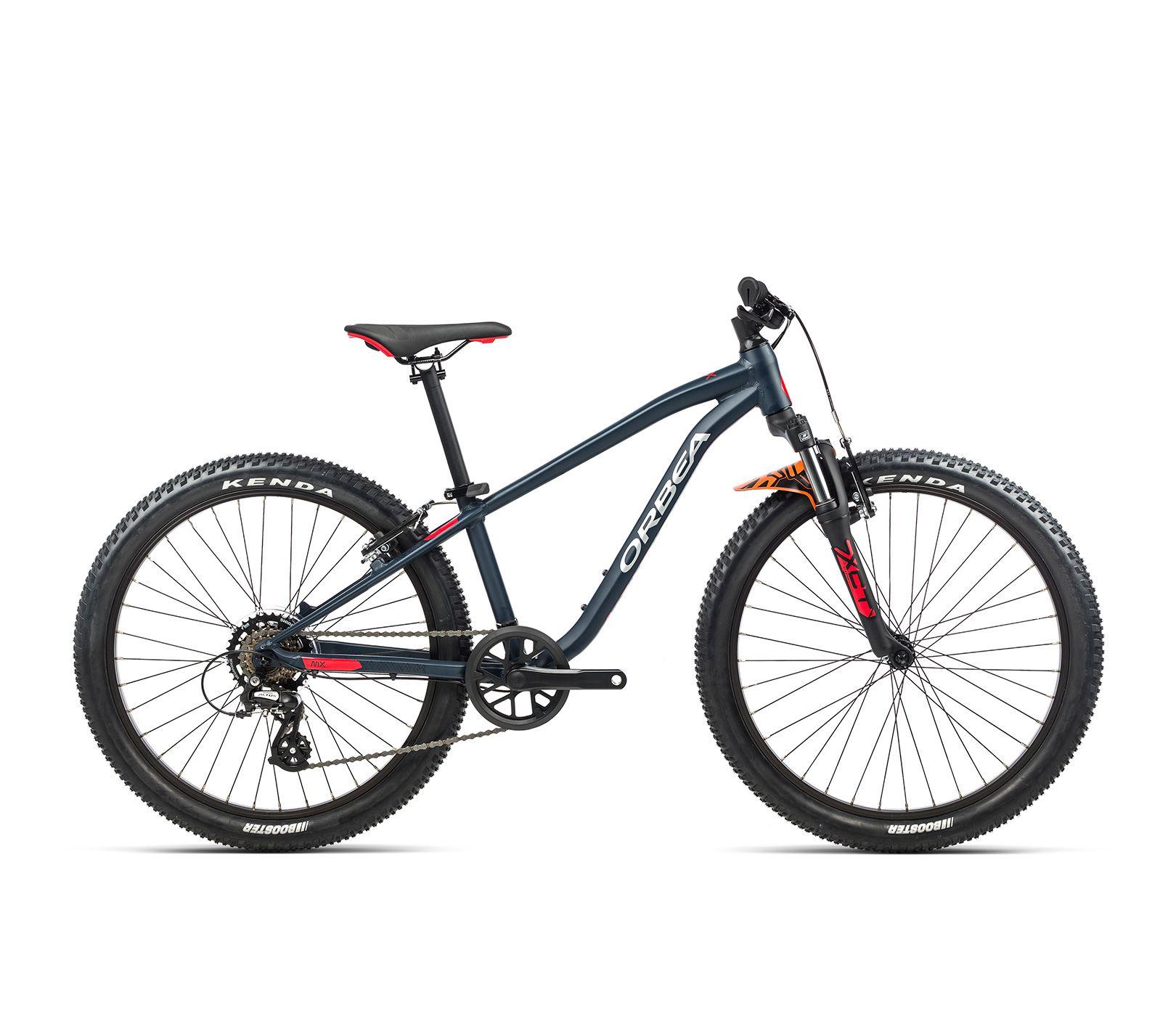 Vélo enfant Orbea MX 24 XC Bleu/Rouge