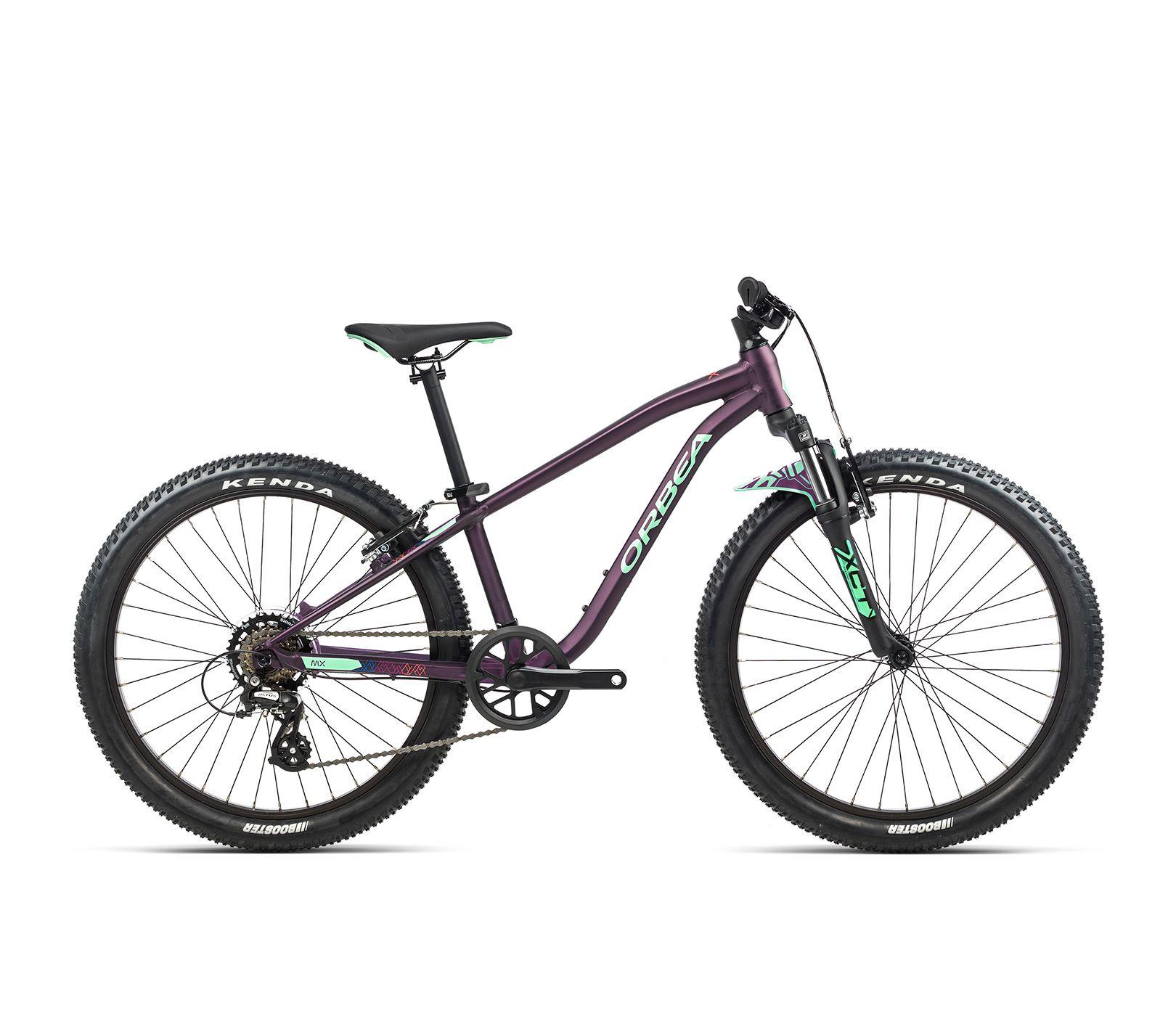 Vélo enfant Orbea MX 24 XC Violet/Menthe
